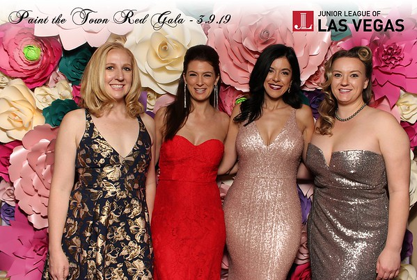 Paint the Town Red Gala