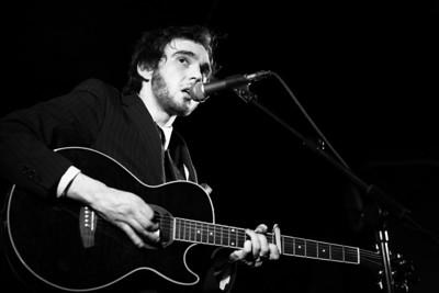 Jon Byrne @Half Moon • Putney Jan 2008