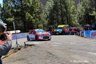 40 Rally Islas Canarias TC-SS 2 Moya - DISA 1