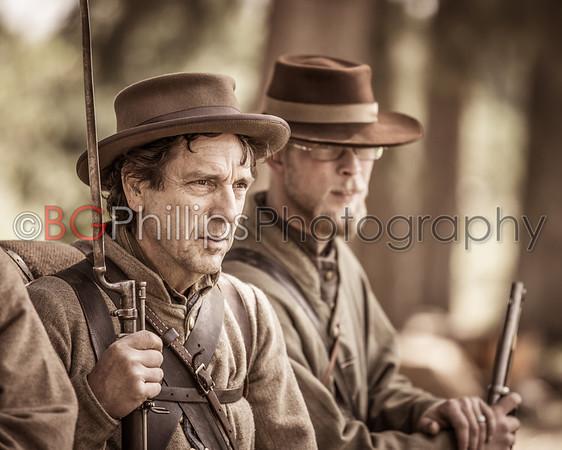 Civil War Reenactment: Elverta, CA 5/3/14
