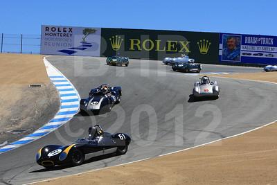 2012 RMMR Group 1B Sunday Rolex Monterey Motorsport Reunion