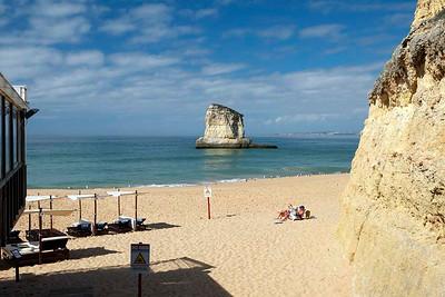 Wednesday 30 March 2016 : Praia dos Caneiros [near Portimeo] and Olhos d'Agua, Algarve