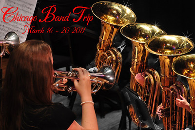 Spring Band Trip - Chicago, IL - 2011