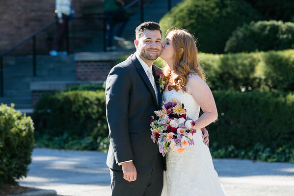 Taylor & Chris Conservatory Garden Wedding Highlights 14oct2016