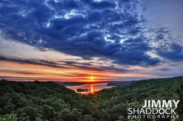 Sunrise August 25