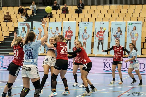 Sønderjyske damehåndbold vs EH Ålborg 29.04.2021