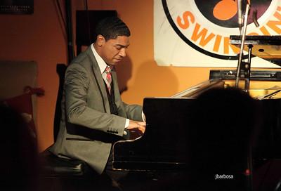 Christian McBride Trio at Cecils - April 2011