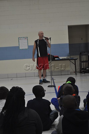 Bal Rope Warrior Assembly