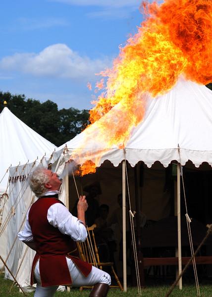 Mount Vernon 18th Century Crafts Fair