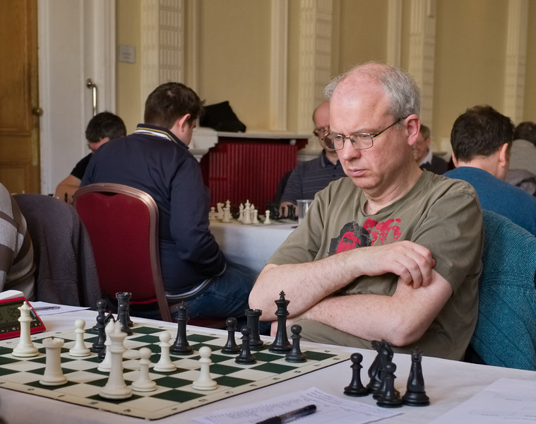 Martin Mitchell (open section winner)