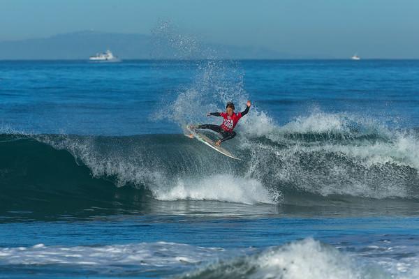 Surfing America Salt Creek 01 29 17
