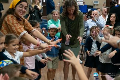 Shabbat B'Yachad Kindergarten