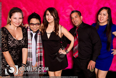 2013-02-01 [Aquarius Ball, Ali G's Birthday, Club Eva, Fresno, CA]