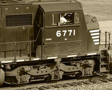 Altoona PA Railroad