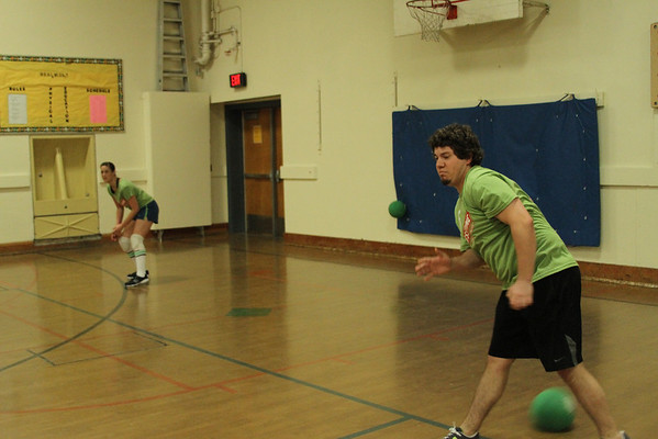 Spring 2011 Thursday Classic Dodgeball