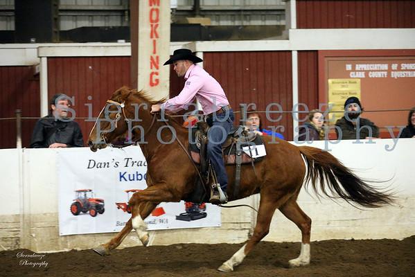Extreme Cowboy race Sunday