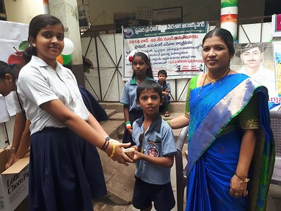Independence day at Government School