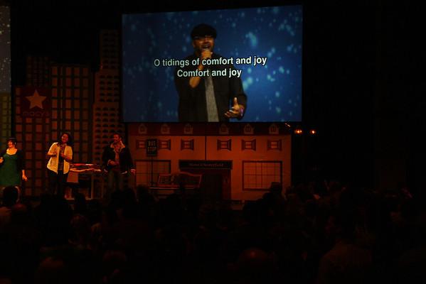 Christmas Play - Dashing - 2012