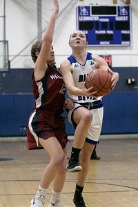 Leom. High girls Basketball, Jan. 21, 2020
