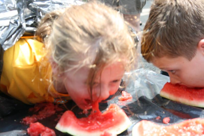 Watermelon Eating Context
