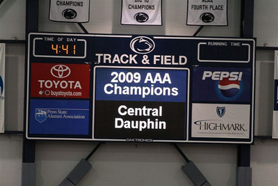 A State Championship in Pictures - 2009