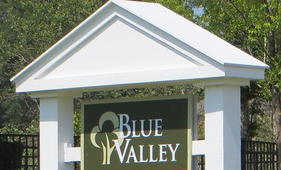 Blue Valley Sharp Residential Built