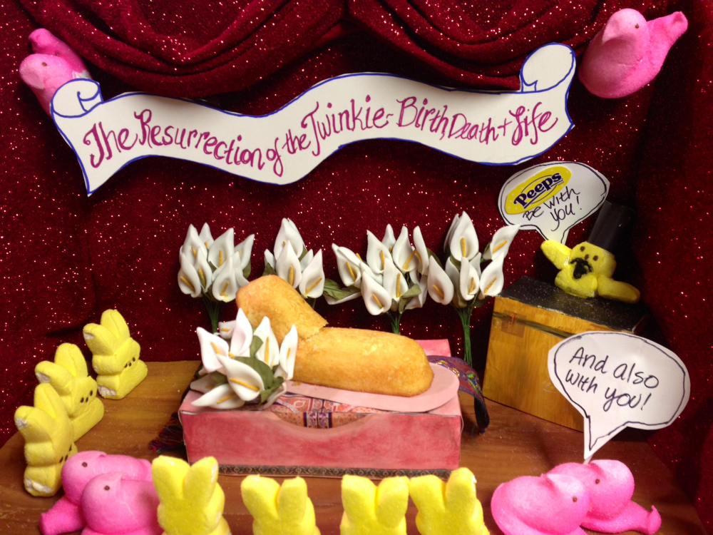 . The Resurrection of the Twinkie -- Birth, Death and Life (Julie Armstrong)