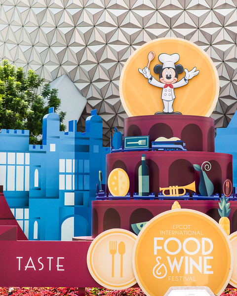 Welcome to the Festival! - Epcot Food & Wine Festival 2016