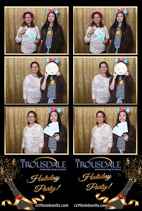 The Trousdale Burlingame Holiday Party 2020