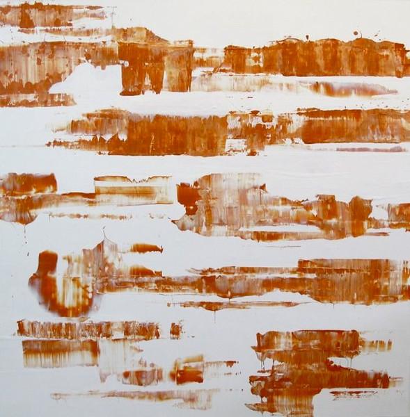 IORILLO_Burnt Orange Horizons_50x50