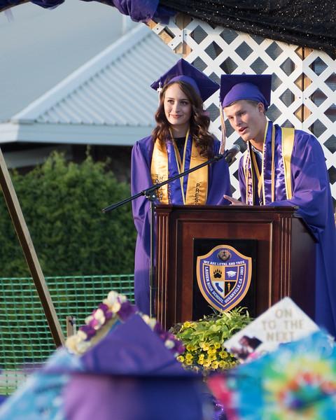 2017 Lassen High Graduation Ceremony