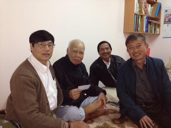 Ngô Văn Thủy, Thầy Nguyên, Trần Văn Đồng, Phạm Minh Cường