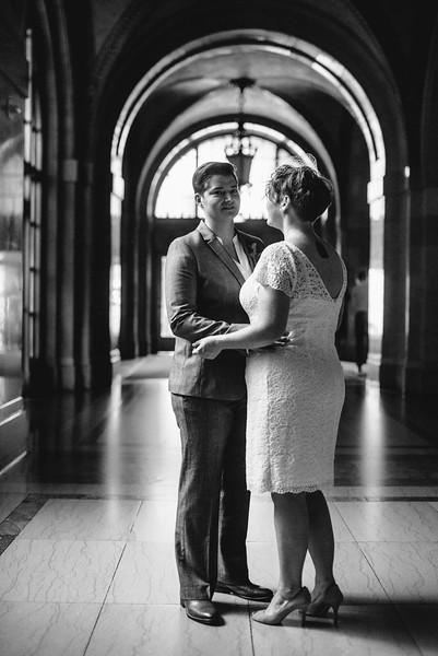 Jill & Kasie Elopement B&W-229.jpg