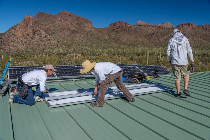 Solar Panel Installation #4