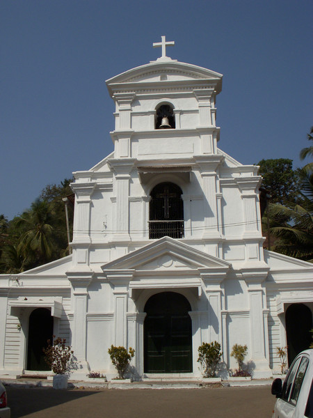 Sebastian's Chapel in Panaji Old Town