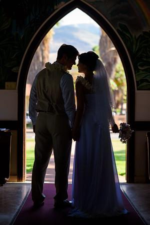 Romaine Wedding Sneak Peek, Feb. 26, 2016