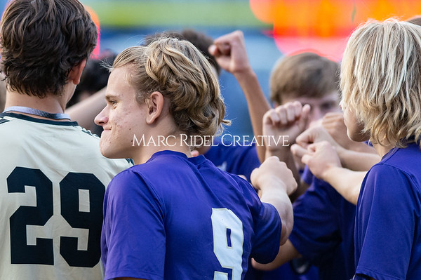 Broughton soccer vs Millbrook. October 7, 2019. D4S_6052
