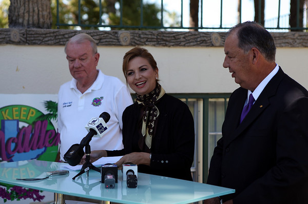Re-usable Bags News Conference