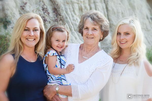 Dana's Family
