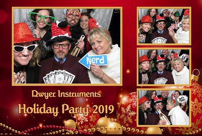 Dwyer Instruments - Holiday Party 2019