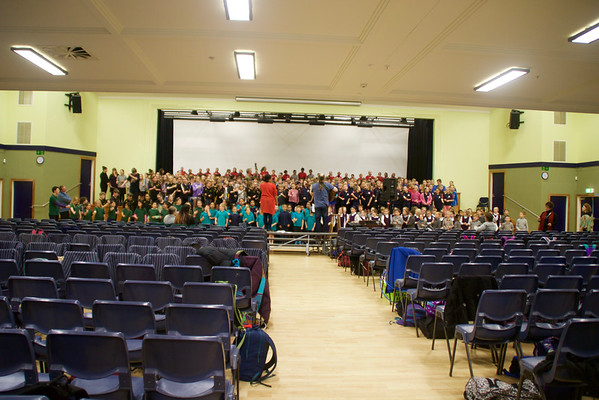 Sing Out! Wairarapa Schools Singing Festival 2016