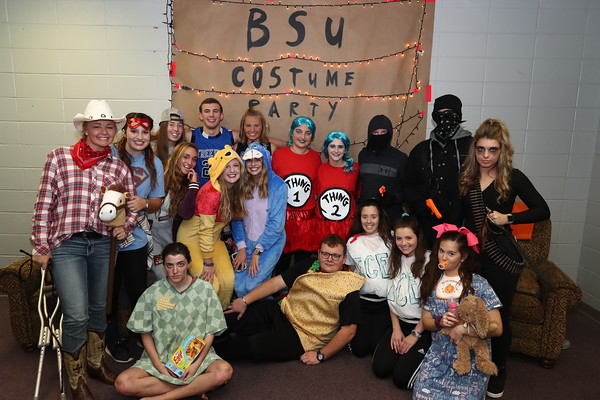 BSU Costume Party