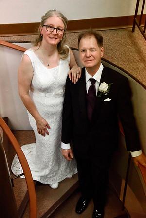 Tammy & Terry's Wedding Day