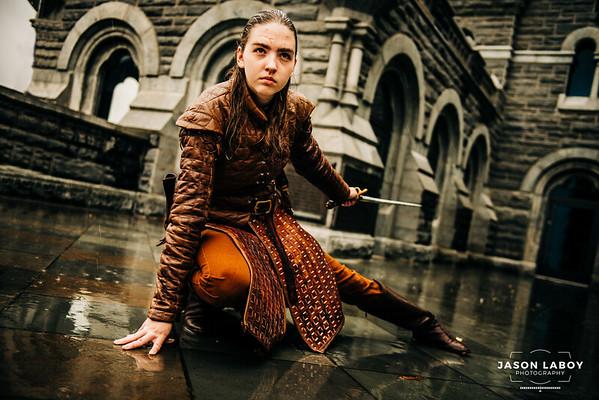 Arya Stark Cosplay
