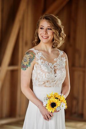 Sammie Moody Bridal Portrait