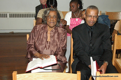Grover and Irma Wright Celebration - Photos courtesy Jesse Brown