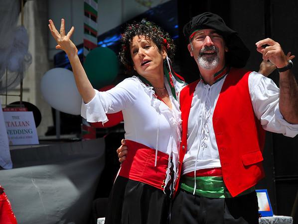 Sicilian Festival May 2010