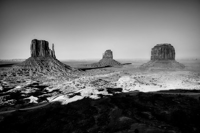 19 Monument Valley Sunset