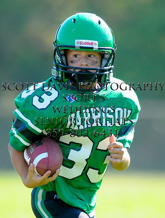 Harrison Pee Wee Football