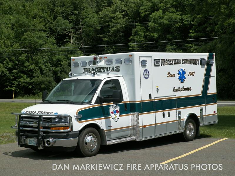 FRACKVILLE EMS